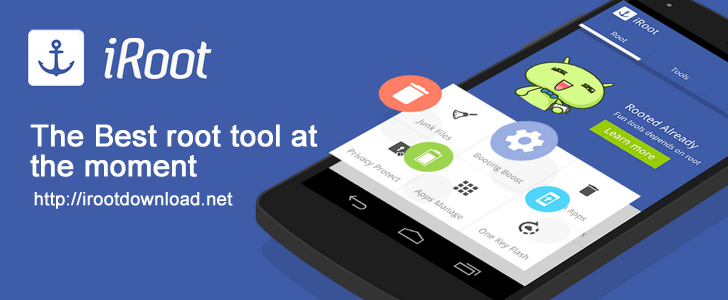 iRoot download screenshot